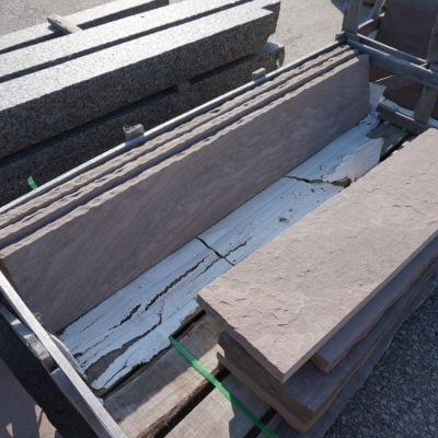 Brownstone Tread up to 8′ L