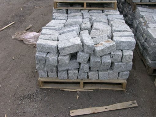 Regular Cobblestone Gray by South Shore Landscape Supply