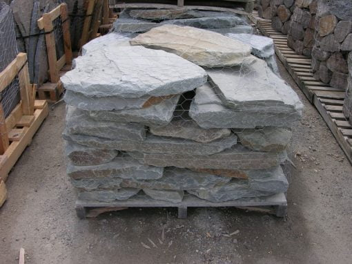 Tumbled Garden Path Steppers by South Shore Landscape Supply