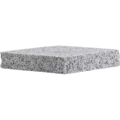Granite Flat Cap – 8″ Gray