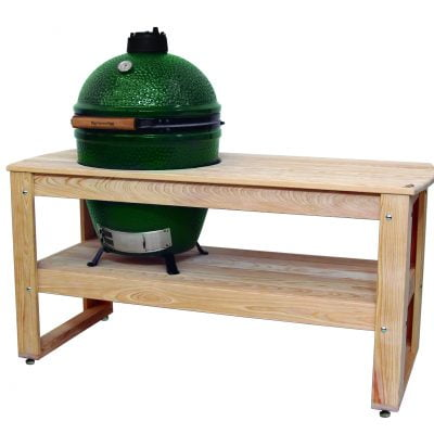 Big Green Egg – Large Cypress Table