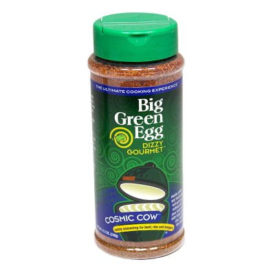 Big Green Egg – Seasoning