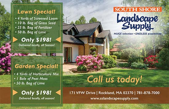 2018 lawn and garden special