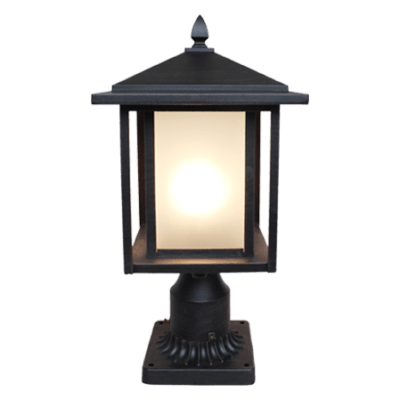 TS-PL101 – Modern LED Low Voltage Pillar Light